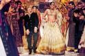 Sonam Kapoor and Rohit Bal