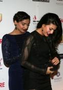 Sonam Kapoor and Jacqueline Fernandez