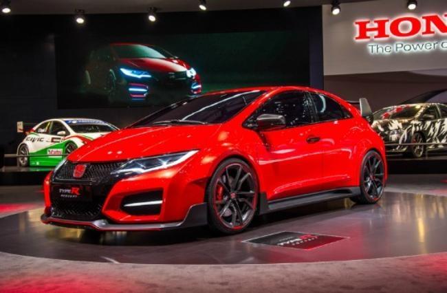 New Civic Type R Concept