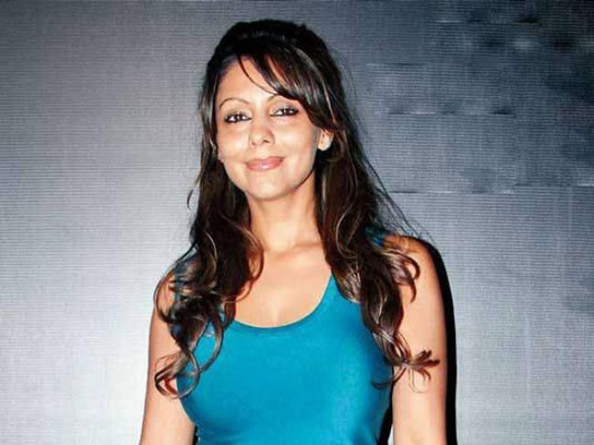 Gauri Khan, interior designer