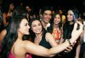 Preity Zinta, Priyanka Chopra, Rani Mukerji, Manish Malhotra, Urmila Matondkar