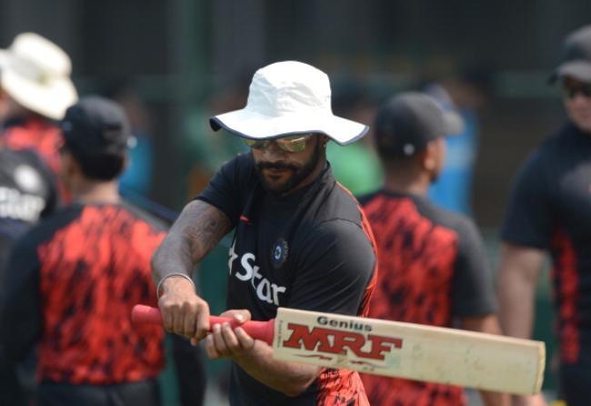 Sunrisers Hyderabad: Shikhar Dhawan