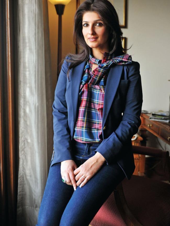 Twinkle Khanna, interior designer