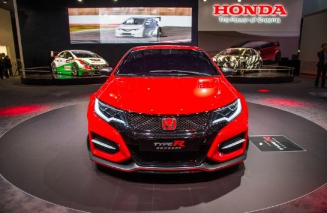 New Civic Type R Concept