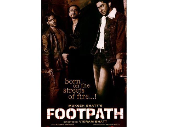 2. Emraan Hashmi - Footpath (2003)