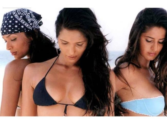 5. Katrina Kaif - Boom (2003)