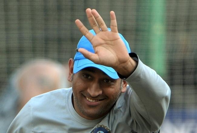 MS Dhoni - The Bowler?