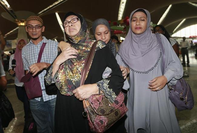 Malaysia Airlines Plane Crash