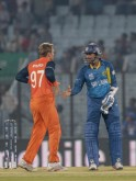 Sri Lanka v The Netherlands - ICC World Twenty20 Bangladesh 2014