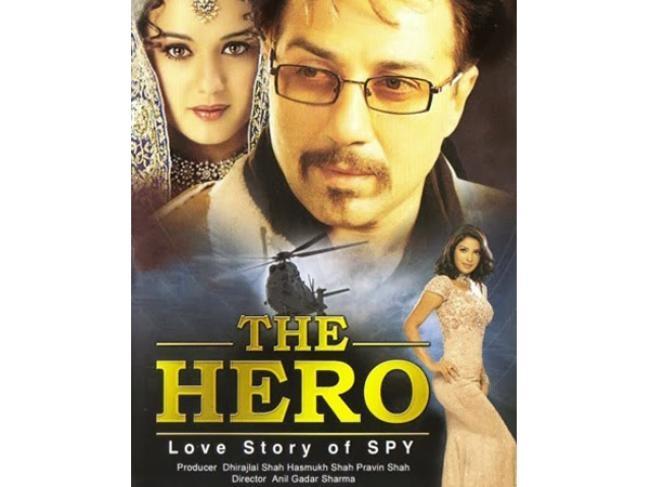 10. Priyanka Chopra - The Hero: Love Story of a Spy (2003)