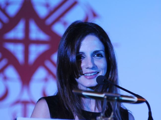 Sussanne Roshan, interior designer