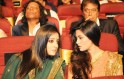Riya & Raima during 1st Vivel Filmfare Awards 2013 (East) at Science City auditorium in Kolkata