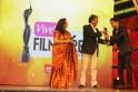 Assamese award for 'Best Actor' Kapil Bora for film Dwwar at 1st Vivel Filmfare Awards 2013 (East)