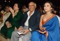 Pamela Chopra, Yash Chopra and Rani Mukerji