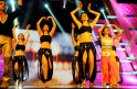 Oriya dancer Archita performs during 1st Vivel Filmfare Awards 2013 (East) at Science City auditorium in Kolkata