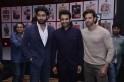 Abhishek Bachchan, Jackky Bhagnani and Hrithik Roshan