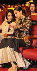Sonam Kapoor during 1st Vivel Filmfare Awards 2013 (East) at Science City auditorium in Kolkata