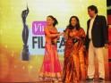 Assamese award for 'Best Actress' Zerifa Wahid for film Dwwar at 1st Vivel Filmfare Awards 2013 (East)Assamese award for 'Best Actress' Zerifa Wahid for film Dwwar at 1st Vivel Filmfare Awards 2013 (East)