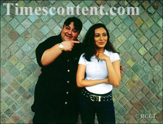 Adnan Sami and Rani Mukerji