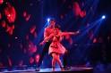Anusuya and Karanvir Bohras dance