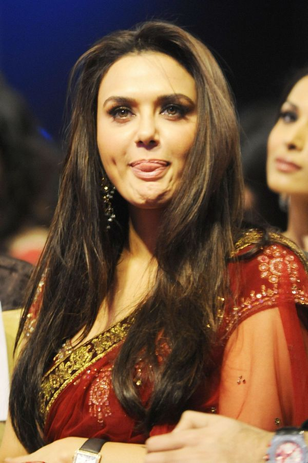 Preity Zinta photos are usually, well, pretty but here are five instances when the actress did not look her best...