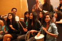 International Women's Day was celebrated in full swing at the Lakmé Fashion Week Day 2 Fittings. The LFW team saluted the women in fashion and entertained everyone present with a unique live musical jam called The Drum Circle.