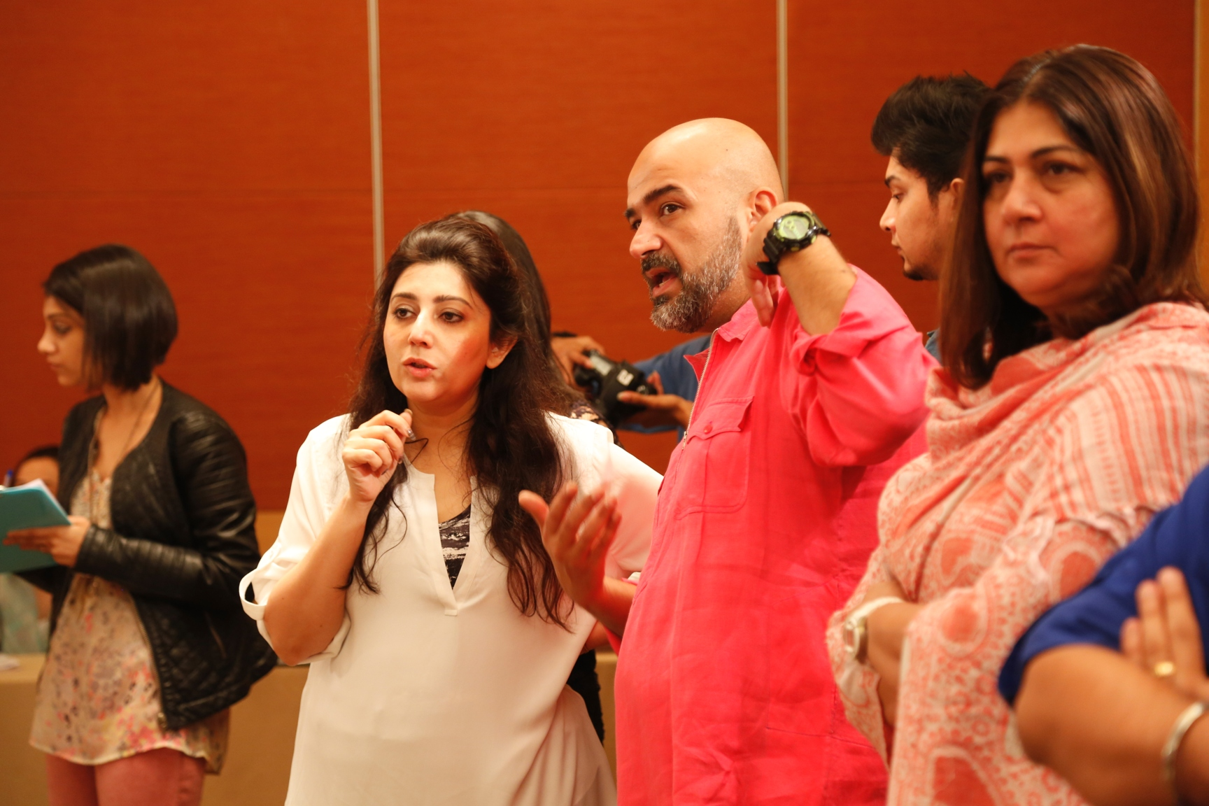 LFW SR 2014 - Day 2 Fittings (2) - Archana Kochhar