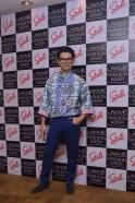 Meiyang Chang at the Stoli Lounge at Lakme Fashion Week