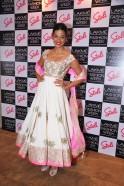 Mugdha Godse at the Stoli Lounge at Lakme Fashion Week day four