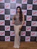 Prachi Desai at the Stoli Lounge at Lakme Fashion Week