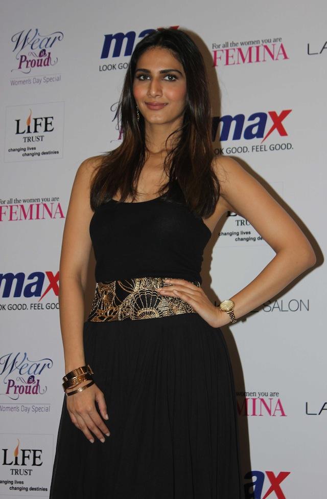 Vaani Kapoor at the Femina Event
