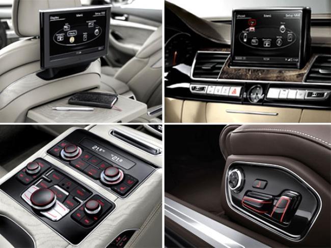 Inside The A8l At Audi India S Private Showing In Dubai Indiatimes Com