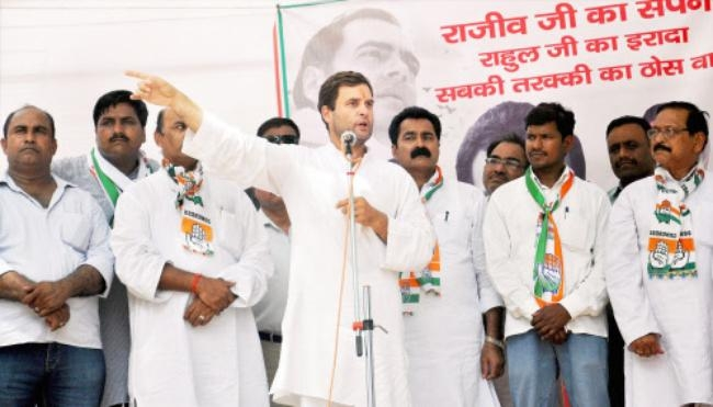 Rockstar Politicians Battle it Out in Battleground Amethi: PICS