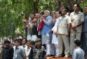 Narendra Modi's Victory March In New Delhi