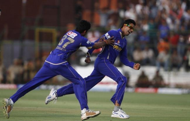 9. Ajit Chandila (Rajasthan Royals)