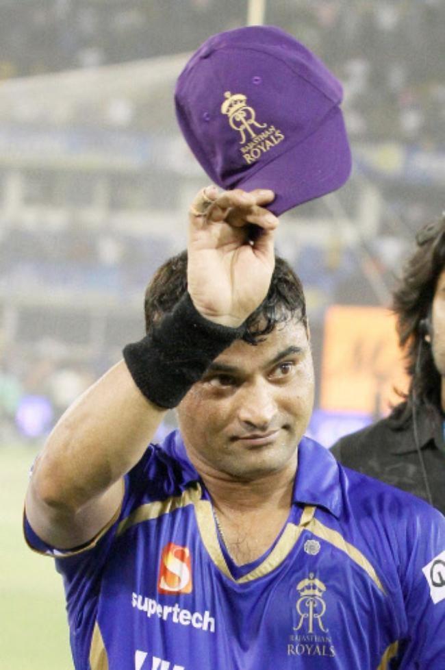Oldest Debutant In The IPL