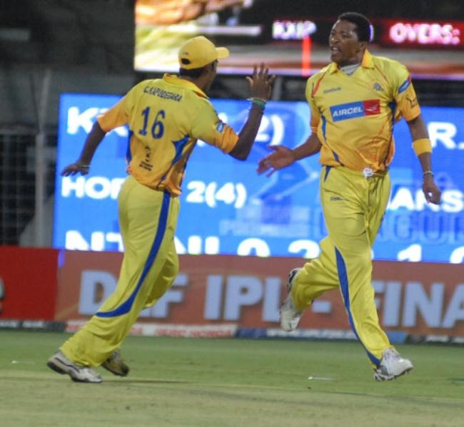 3. Makhaya Ntini (Chennai Super Kings)