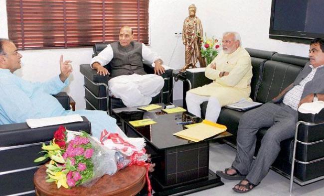 Modi's Core Team