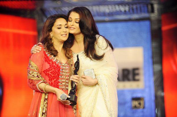 Madhuri Dixit-Nene and Aishwarya Rai Bachchan
