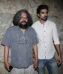 Amol Gupte and Saqib Saleem