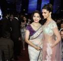 Madhuri Dixit-Nene and Deepika Padukone