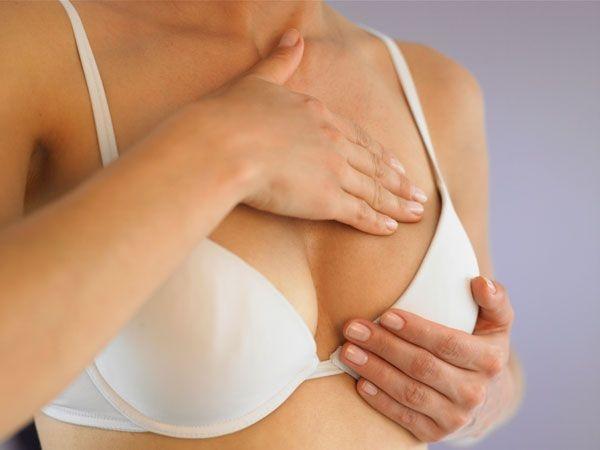 грудь больные фото