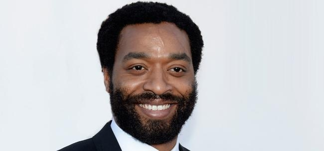 5) Chiwetel Ejiofor