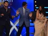 Amitabh Bachchan, Deepika Padukone, Arjun Kapoor