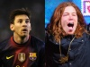 Shaun White vs Lionel Messi