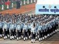 Woman leads IAF contingent for the first time in history