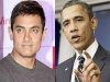 Aamir Khan-Barack Obama
