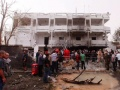 Blast in Libya
