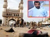 Hyderabad youth survives the terror twice