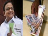 Chidambaram reaches Parliament to present Budget